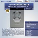 Jual Mesin Hard Ice Cream (HIC22) di Solo