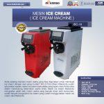 Jual Mesin Es Krim (Ice Cream Machine) ISC-16 di Solo