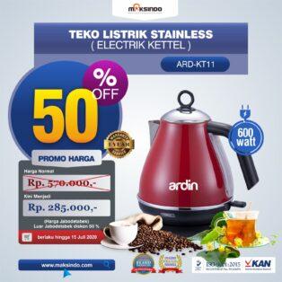 Jual Teko Listrik Stainless (Electrik Kettel) ARD-KT11 di Solo