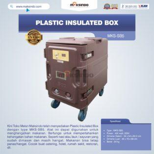 Jual Plastic Insulated Box MKS-SB5 di Solo