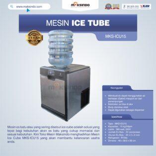 Jual Mesin Ice Cube MKS-ICU15 di Solo