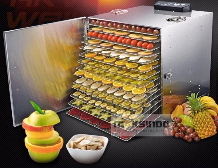 Jual Mesin Food Dehydrator 15 Rak (FDH15) di Solo