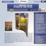 Jual Mesin Penetas Telur Otomatis Kapasiatas 1000 Telur (EM-1000AT) di Solo