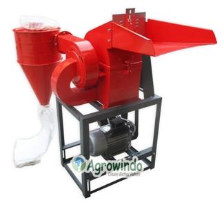 Jual Mesin Penepung Hammer Mill Listrik (AGR-HMR20) di Solo
