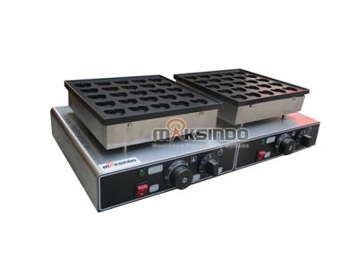 Jual Listrik Waffle Bentuk Hati 50 Lubang MKS-HSW50E di Solo