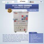 Jual Mesin Rice Cooker Kapasitas Besar MKS-GPN6 di Solo