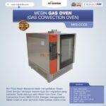 Jual Mesin Gas Oven (Gas Convection Oven) MKS-OCG5 di Solo